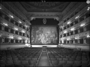 Teatro Sociale - interno