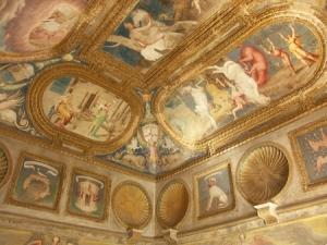 Camera dei Miti Palazzo Giardino