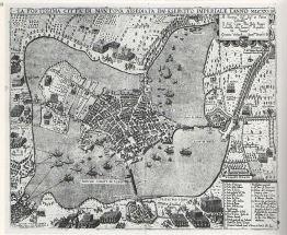 Mantova assediata dagli imperiali