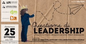 Questione di leadership