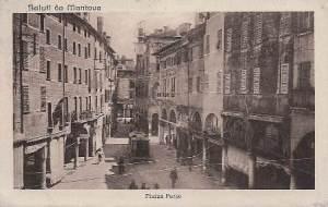 Mantova, piazza Purgo
