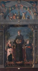 Mantegna-San-Bernardino-da-Siena-e-angeli