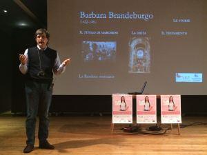 Barbara di Brandeburgo: la rasdora teutonica