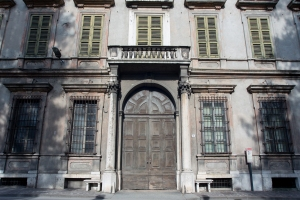 Portone di Palazzo Cavriani