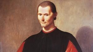 Niccolò Machiavelli - particolare